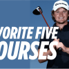 Favourite Five Courses: Eddie Pepperell