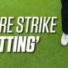 Sink putts more consistently with 'Pure Strike Putting' drill