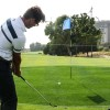How to consistently chip closer from just off the green