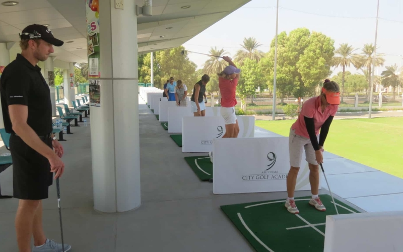 Free Ladies Golf Week is a big hit