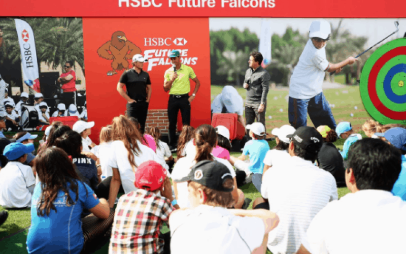Top UAE talents compete at HSBC Future Falcons Final