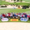 Dubai Golfers Swing Against Cancer at DHL Open