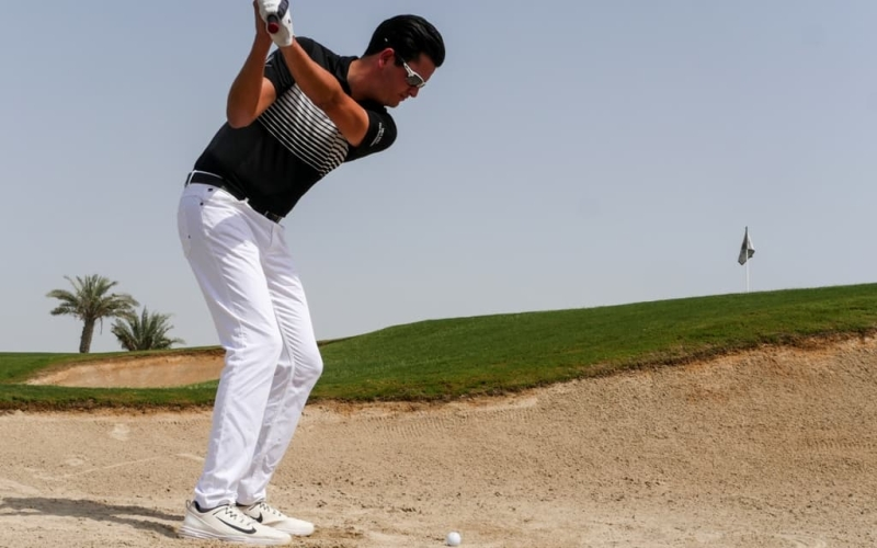 Discover consistency – Escape sand traps easily with the correct approach