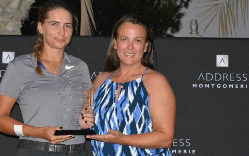 Engsig clinches Montgomerie Ladies Open title at the Address Montgomerie