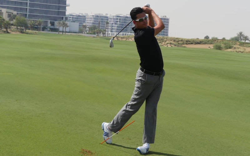Eliminate early extension to improve ball striking