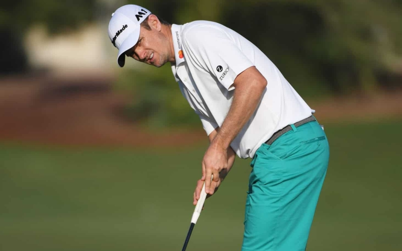 Claw your way to lower scores with Justin Rose