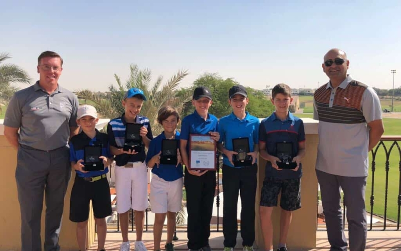 Sixth Annual JTS Medical Centre Arabian Ranches Junior Invitational sets the tone for the season