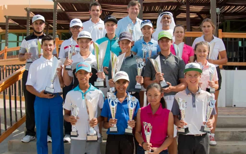 Josh Hill dominates EGF Order of Merit season as top UAE Amateurs eye Order of Merit Championship