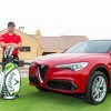 Alfa Romeo Tees Off Major Partnership with Arabian Ranches Golf Club