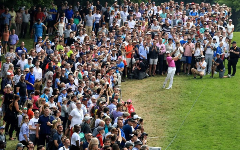 David Howell: Exciting summer of golf ahead