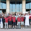 Three of the world's best Special Olympics golfers head to Abu Dhabi for World Games preparations