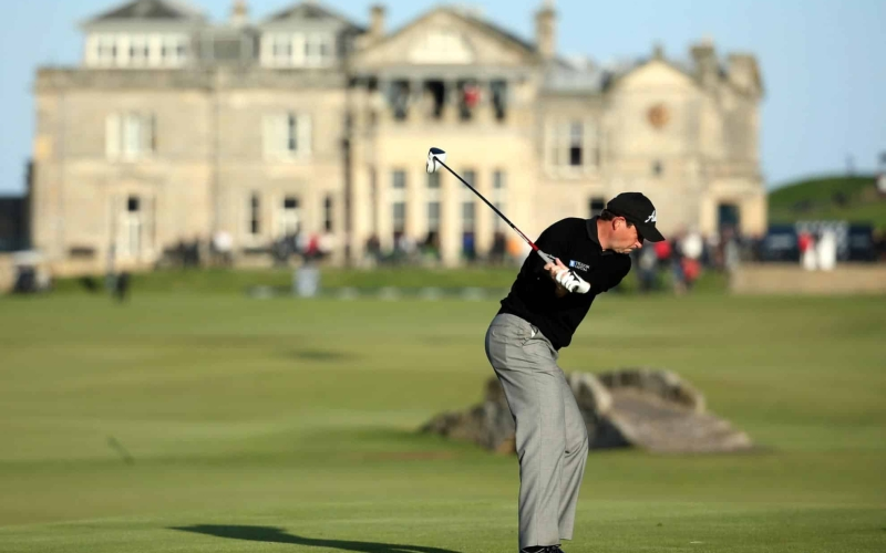 David Howell: Golfing country like no other