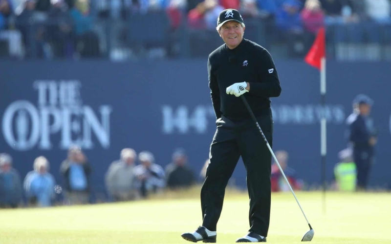 Gary Player: Links golf in the spotlight