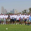 Manchester United ace Sharpe helps raise over US$30k for cancer charity At DSA Open