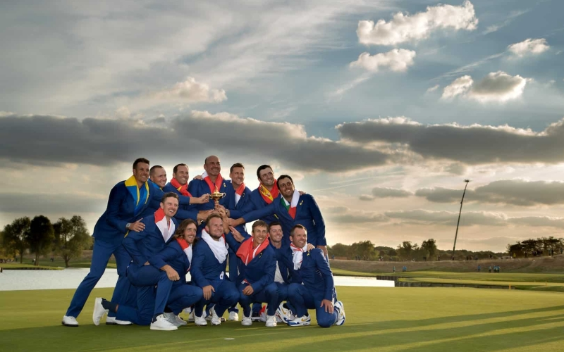 Gary Player: Europe's Ryder Cup victory was hard earned