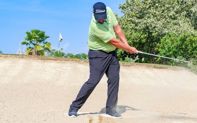 Walk the Line bunker drill | by Alastair Brown