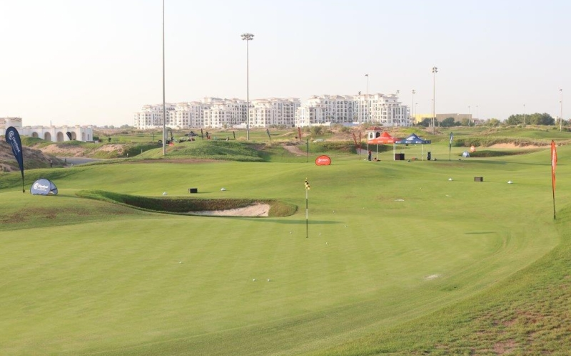 New short game area opens at Yas Links Golf Club