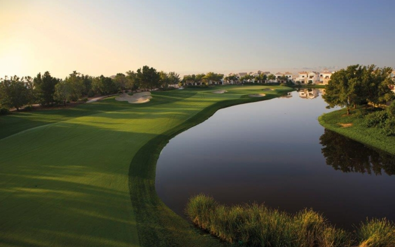 Tour Destination – Jumeirah Golf Estates