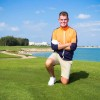 Marc Arnold: New pro on the block at Al Hamra Golf Club
