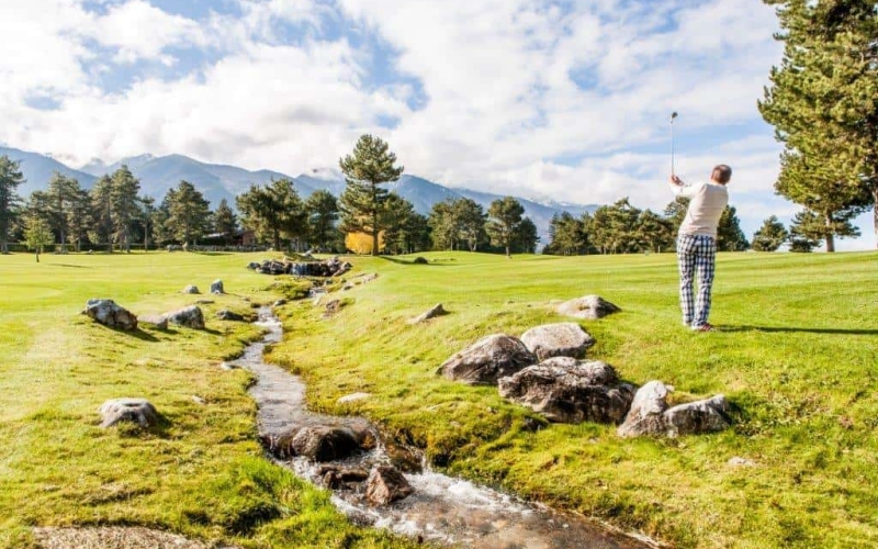 European Tour properties: Pirin Golf & Country Club