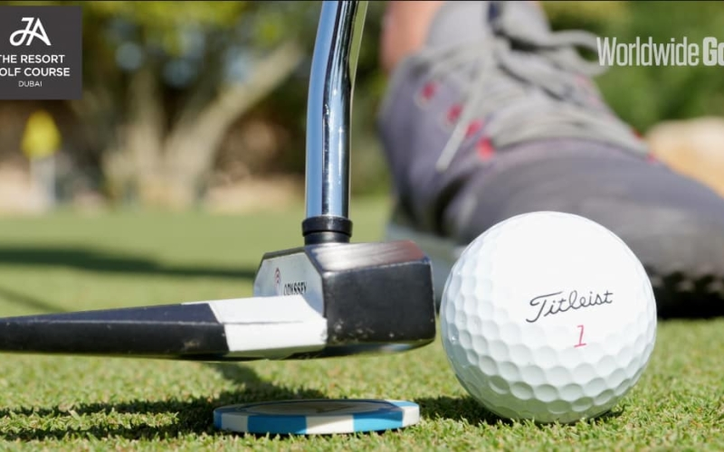 Keep your head down to sink more putts | by Stuart Fee (JA The Resort)