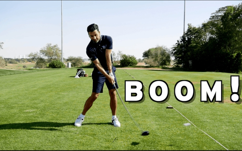 Boom time! Hit your driver high and long with ETPI's Tim Backhouse