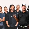 Crazy Golf: Ryan Fox would love to be a Foo Fighter!