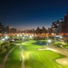 Night Golf's never looked so good at Emirates Golf Club