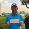 Record-breaking Keyser leads Dubai Open