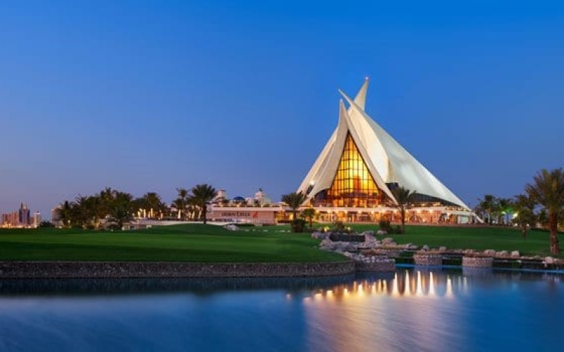 Book your latest round with Golf Central from Dubai Golf