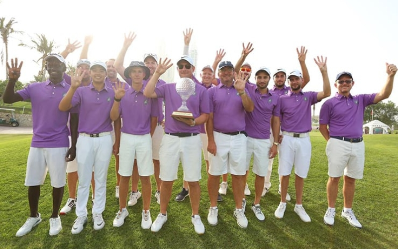 Captain Craig Vance reflects on the Amateur Team's stunning comeback to secure fourth successive Dubai Golf Trophy