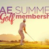 Complete UAE Summer Golf Membership Guide 2019