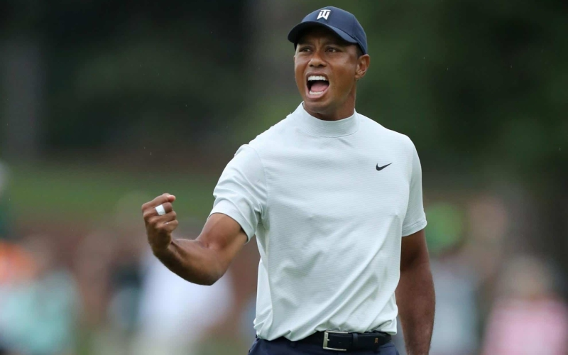 David Howell: Tiger, thanks for the memories – and for what is yet to come