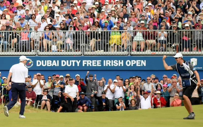 Dubai Duty Free Irish Open – Ireland's historic golfing gem