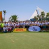 Barnes and Holdsworth help raise US$35,000 as DHL Swing Against Cancer Golf Series gets underway