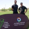 Peter Cowen launches new Academy at Jumeirah Golf Estates