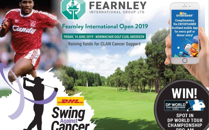 England and Liverpool legend John Barnes to headline Fearnley International Open in Aberdeen