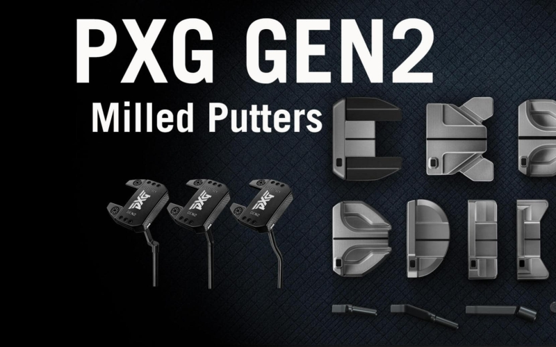 PXG GEN2 Milled Putters – Most customisable putters on the market?