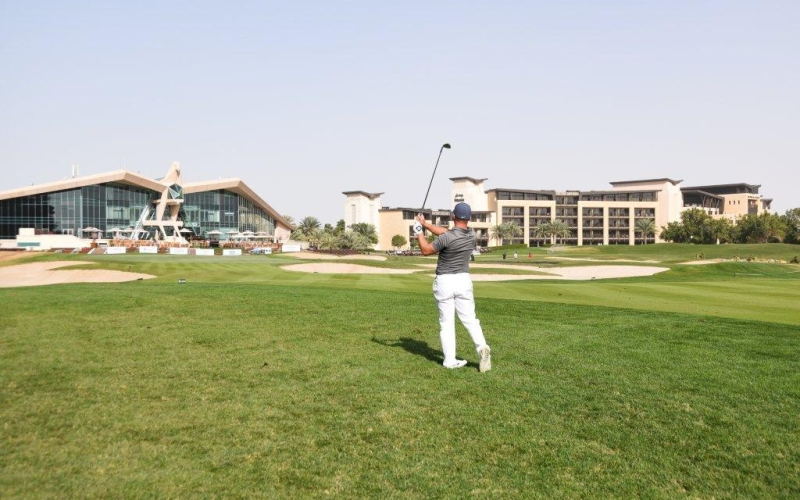 Top class golf returns to Abu Dhabi and Saadiyat Beach Golf Clubs