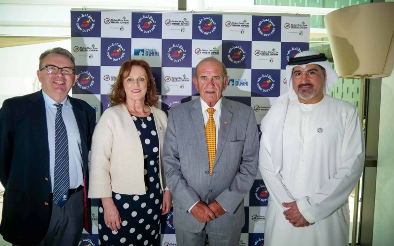 Dubai Duty Free going 'back to where it all began' with the 2019 Dubai Duty Free Irish Open