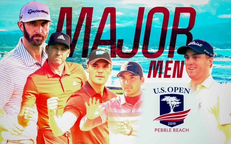 Five Major Men with something to prove at the US Open