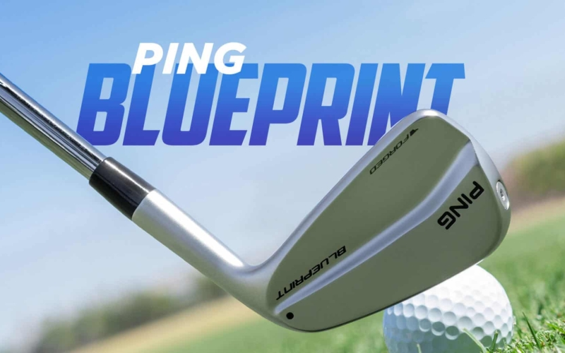 BLUEPRINT – PING'S first Tour-inspired blade
