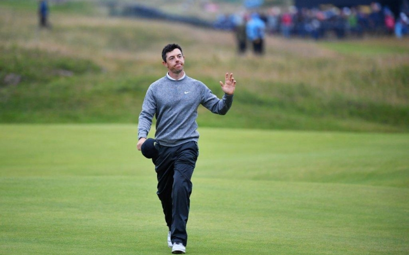 McIlroy ready to bounce back against world's best in Memphis