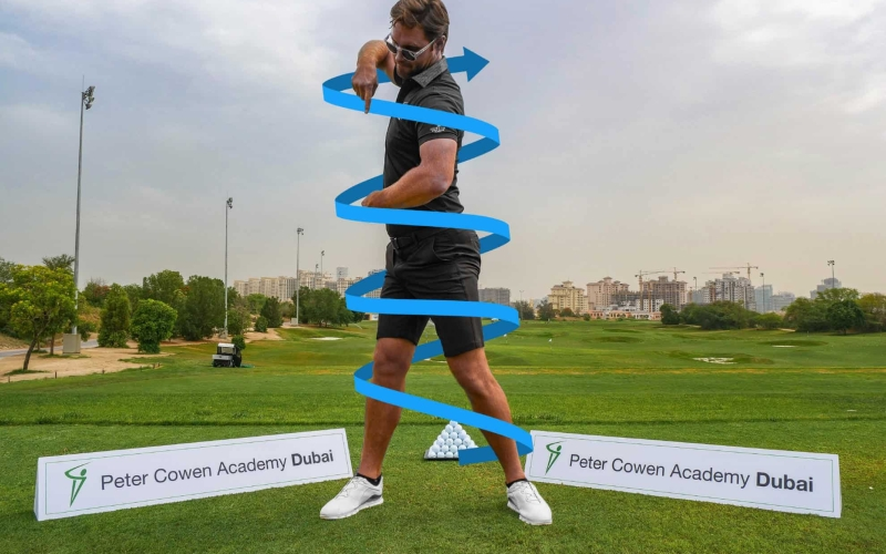 Movement patterns required in the swing | by Stephen Deane (Jumeirah Golf Estates)