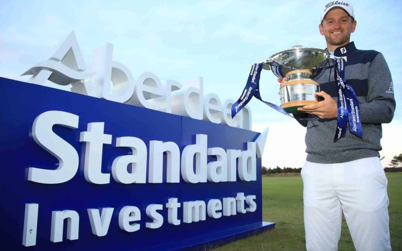 Wiesberger shoots to the summit of the Race to Dubai with Scottish Open triumph