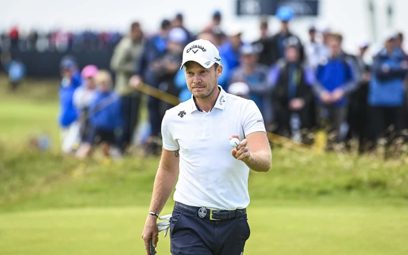 Danny Willett urges caution for new Open Champion Shane Lowry