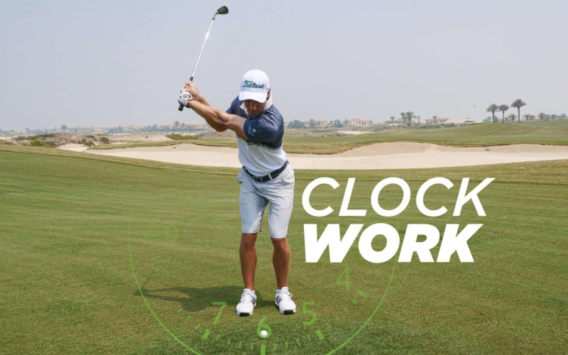 Control your distance using the 'clockface' drill | By Jaco Stander (Saadiyat Beach Golf Club)