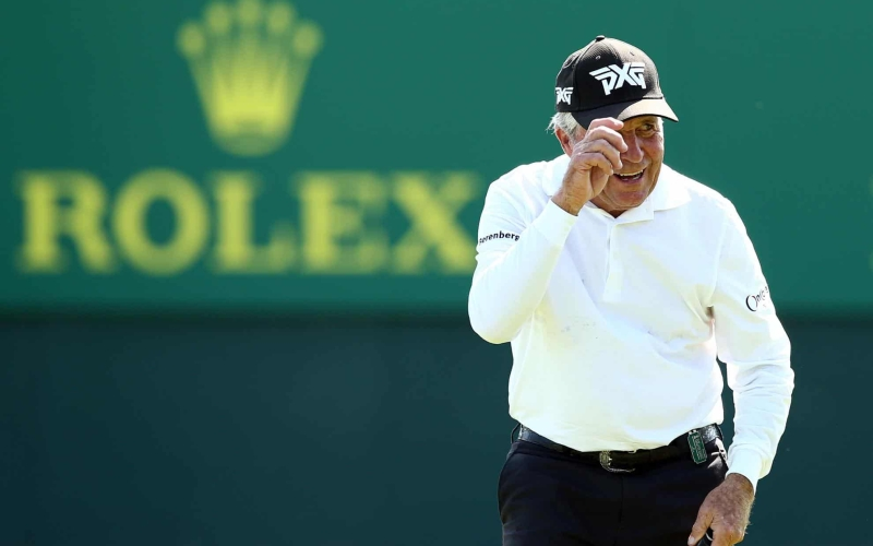 Gary Player: Celebrating golf and giving – I can't thank people enough