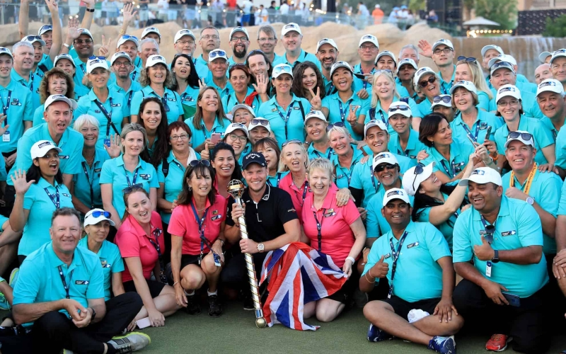 Volunteers Wanted – Jenni Hoskins' Global Get Together at DP World Tour Championship