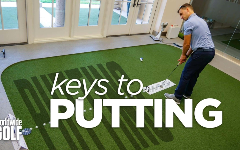 Test and train two keys to putting | by Michael Sweenie (Jumeirah Golf Estates)